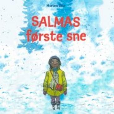 Salmas første sne