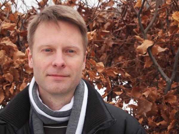 Om Morten Durr   Morten Durr  2014