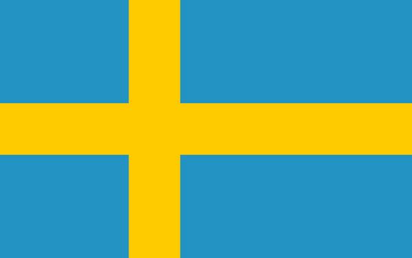 Sveriges flag