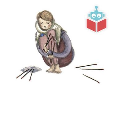Den lille pige med svovlstikkerne