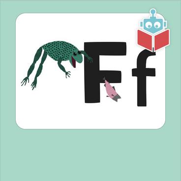Alfabetrim med f