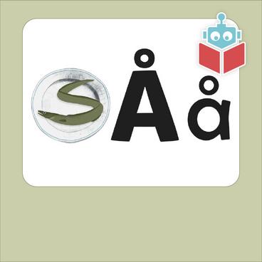 Alfabetrim med å