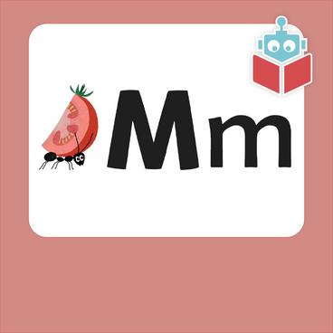 Alfabetrim med m