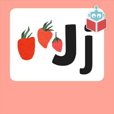 Alfabetrim med j