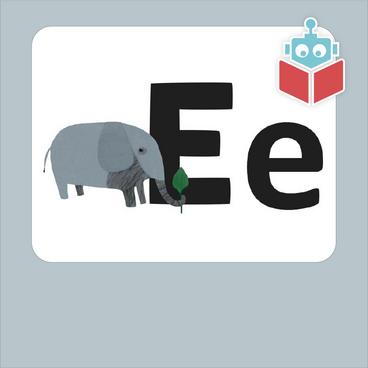Alfabetrim med e